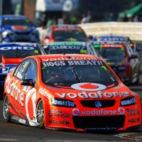 V8 SUPERCAR Symmons Plains WHINCUP