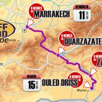 maroc 24 parcours