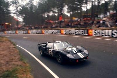 FORD GT 40 1966 Victoire au Mans