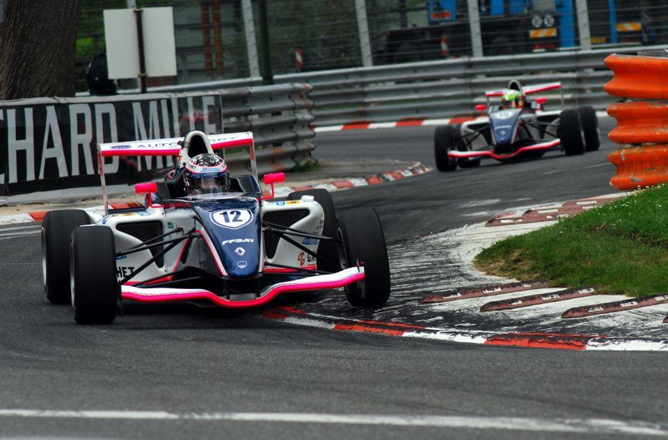 SIMON GACHET GP PAU 2012