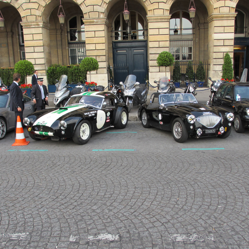 Le mans classic l automobile club de france en force for Automobile club de france piscine
