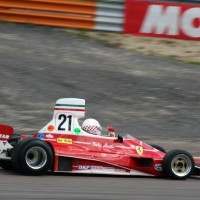 AGE D OR 2012 FERRARI 312 T Photo Bruno GAGLIARDI pour autonewsinfo