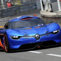 ALPINE RENAULT MONACO 2012 Photo BERLINETTE pour autonewsinfo