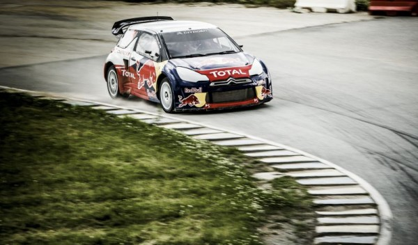 CITROEN DS3 Type WTCC en test photo  Team