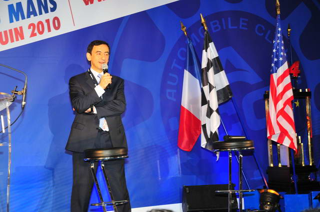 Pierre FILLON Président e l'ACO
