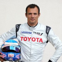 TOYOTA SARRAZIN portrait LE MANS 2012