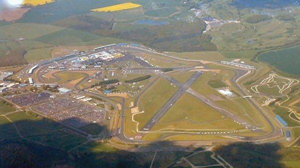 F1 Circuit Silverstone