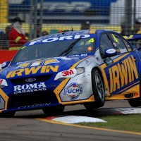 V8 SUPERCAR 2012 FORD FALCON TEAM Stone Brothers Racing