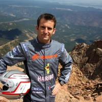 PIKES PEAK 2012 PORTRAIT RomainDumas