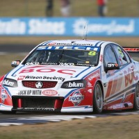 V8 SUPERCAR HOLDEN BRAD JONES TEAM