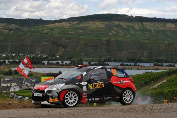 WRC 2012 ALLEMAGNE SEBASTIEN CHARDONNET photo Jo LILLINI pour autonewsinfo