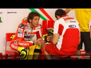 ROSSI EN DESACCORD AVEC SES INGENIEURS