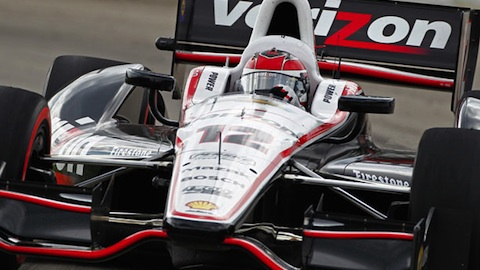 INDYCAR 2012 FONTANA WILL POWER