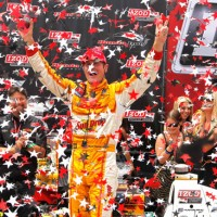 INDYCAR 2012 GP BALTIMORE victoire de RYAN HUNTER REAY