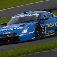 SUPER GT JAPON 2012 NISSAN GT R TEAM IMPUL victorieuse