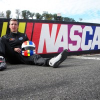 JULIEN JOUSSE NASCAR 1 Photo Com 'On A