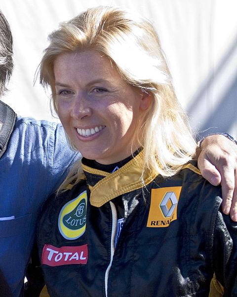 Emilio de VILLOTA et sa fille Maria de VILLOTA © Manfred GIET pour autonewsinfo