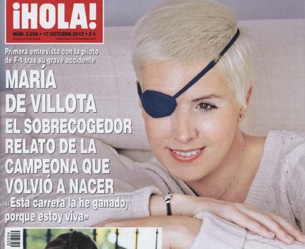 Maria de Villota - F1