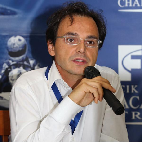 NICOLAS DESCHAUX PRESIDENT DE LA FFSA