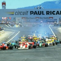PAUL RICARD gp-de-france-de-f1-1990 Photo Bernard BAKALIAN
