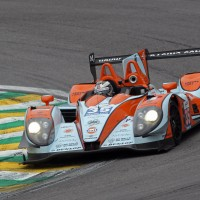 PETIT LE MANS 2012 MORGAN OAK Racing Num 35 Photo DPPI GOODEN