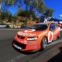 V8 SUPERCAR 1000 KM DE BATHURST 2012 1er HOLDEN TRIPLE 8