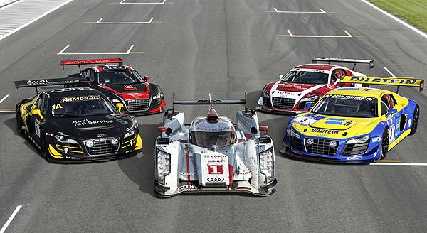 audi : king des courses d'endurance en 2012 | autonewsinfo