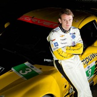 Corvette Racing Sebring Test 2012