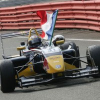 VERGNE CHAMPION GB SILVERSTONE 15 AOUT 2010