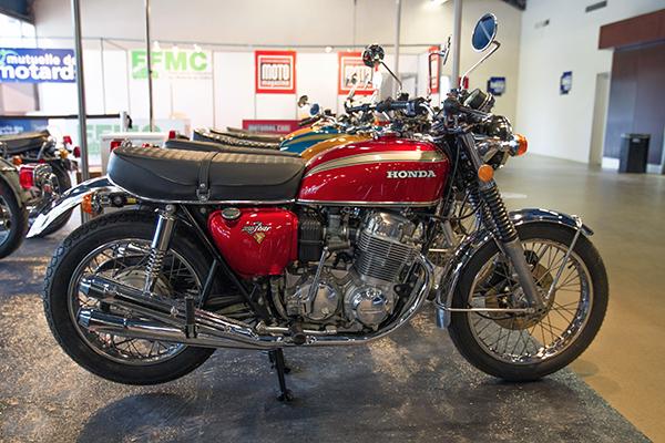 moto honda 750 four a vendre