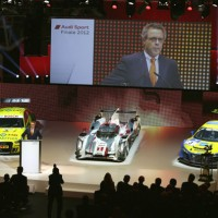 AUDI Soiree remise des prix INGOLSTADT
