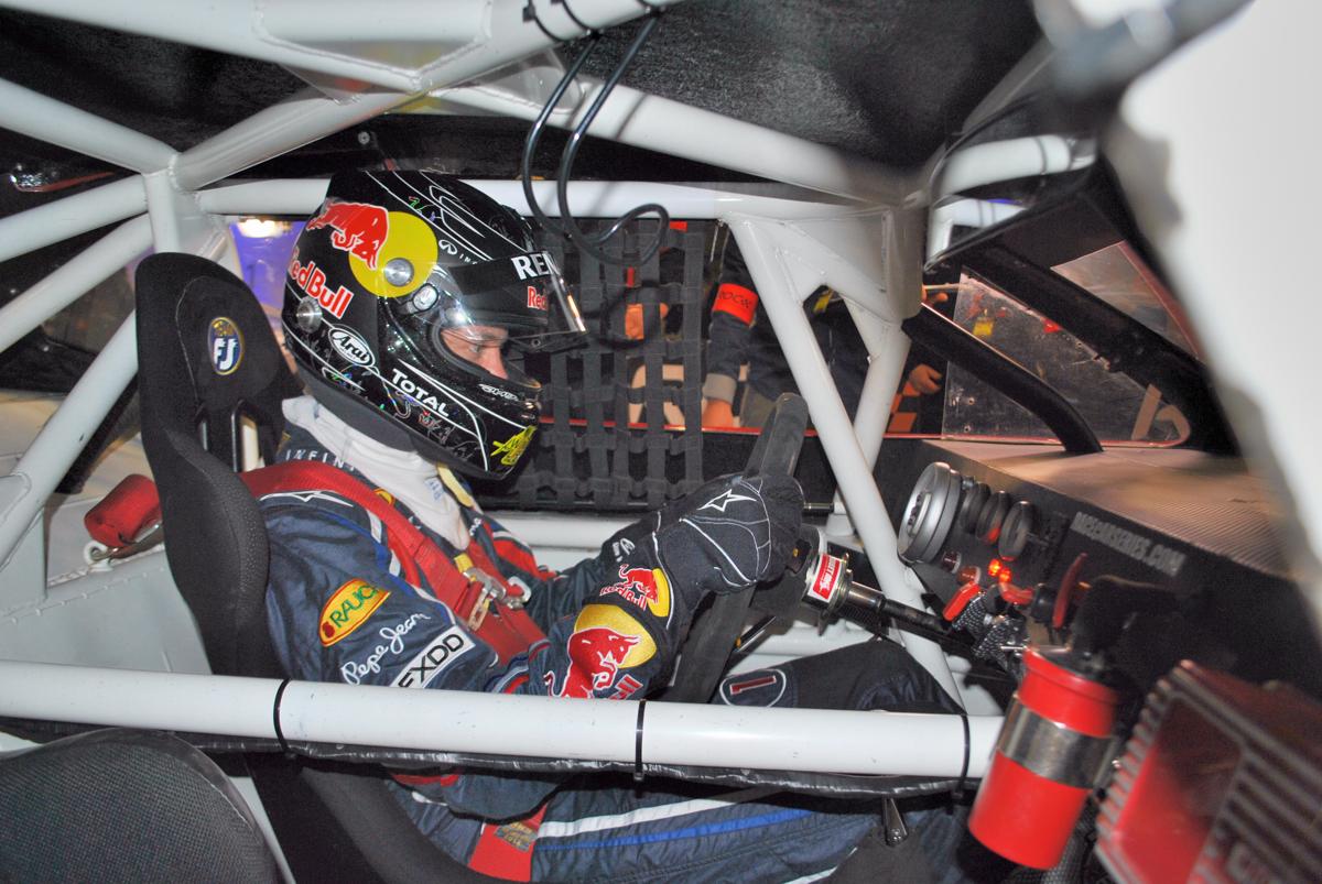 EURO-RACECAR SEB Vettel © Stéphane Enout