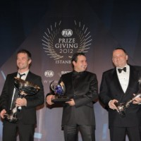 FIA PRIX ISTANBUL 2012 LOEB ELENA YVES MATTON CITROEN