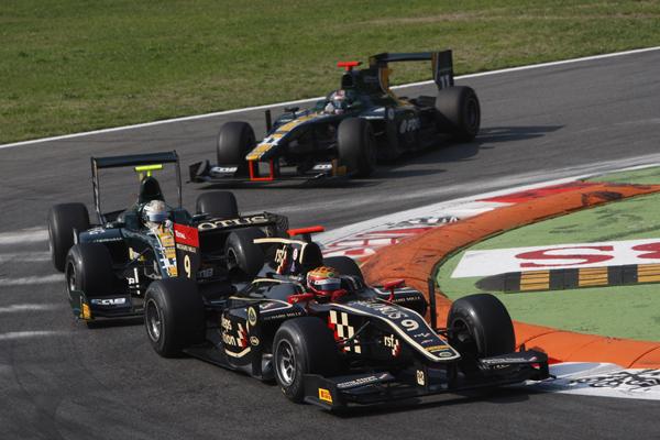 GP2 2012 JAMES CALADO