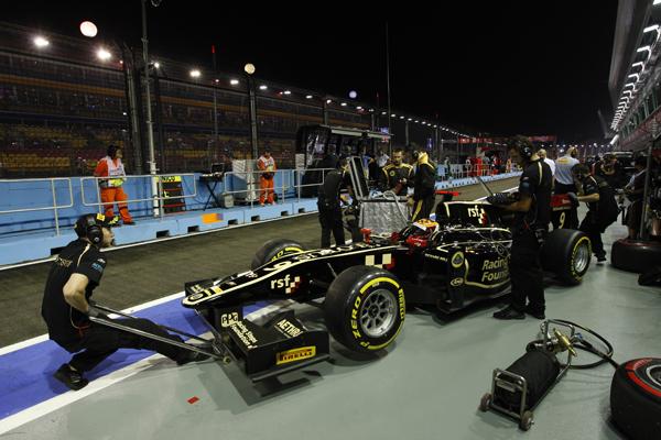 GP2 James Calado 2012