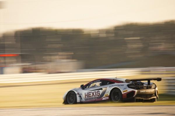 HEXIS Racing McLaren en 2012