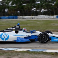 INDYCAR 2012 TEST SEBRING 14 dec TRISTAN VAUTIER DALLARA HONDA TEAM SAM SCHMIDT