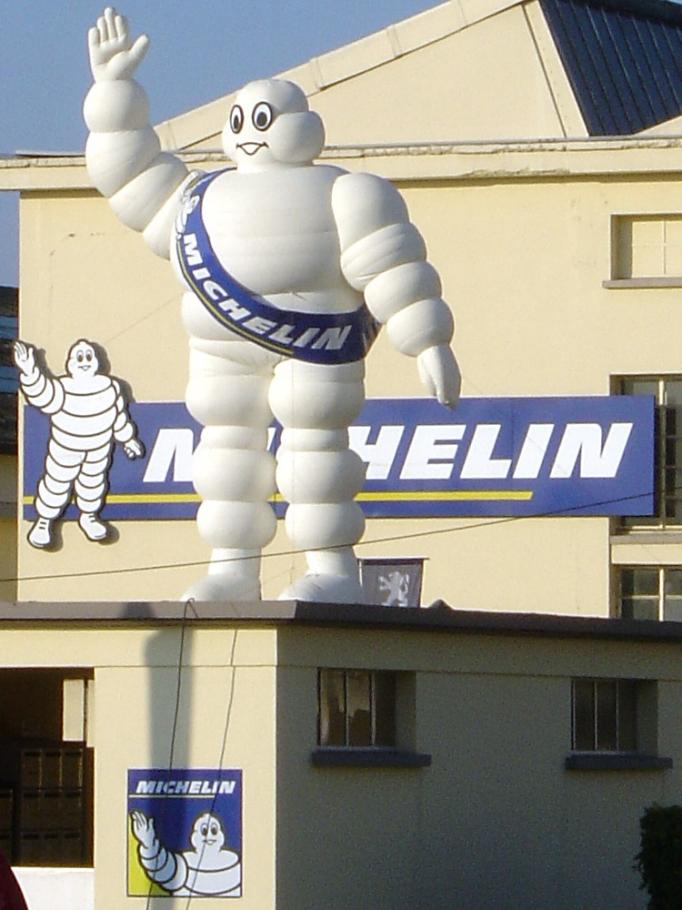 Michelin a clermont ferrand bibendum a fait gr ve for Porte 12 michelin