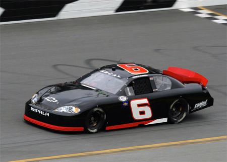 NASCAR JULIEN JOUSSE