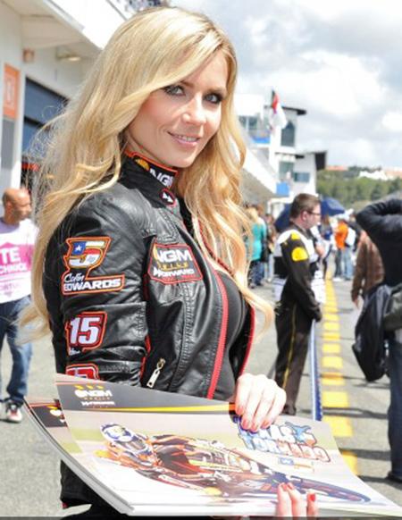 Paddock Girl Moto GP 188 (1)