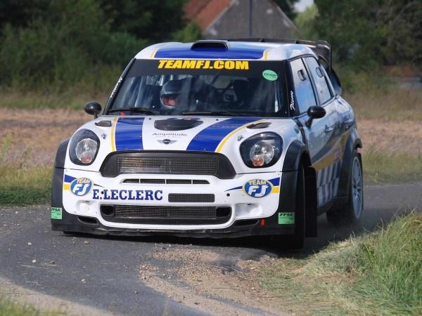 ROCHE 11 La MINI WRC en championat de France 2012