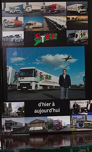 STAF Le livre d hier a  aujourd hui  Photo Gilles VITRY autonewsinfo