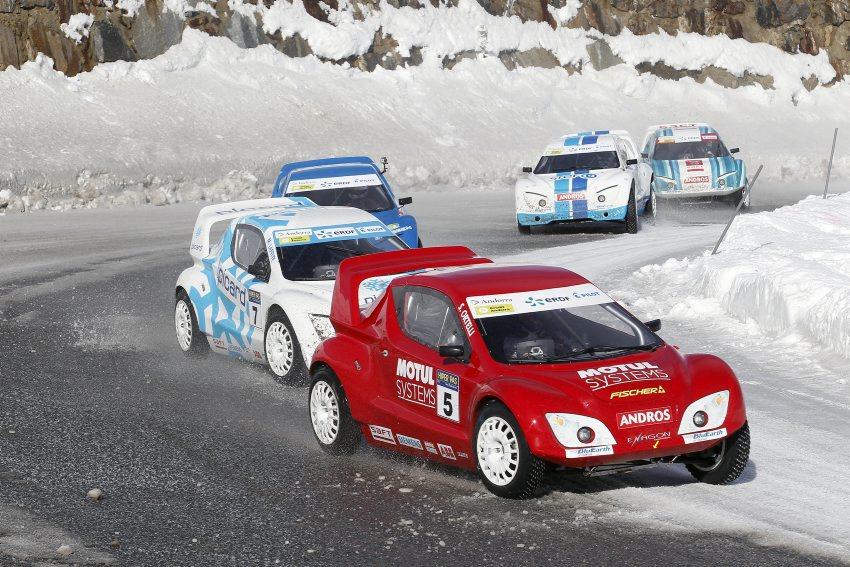 Trophée Andros - Andorre.