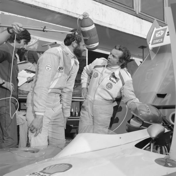 Essais 24 H Mans 1973