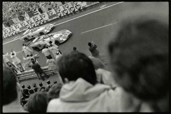 DoublŽ MATRA aux 24 H.du Mans 1972