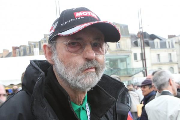 24 HEURES DU MANS 2012 Pesage HENRI PESCAROLO portrait Thierry COULIBALY autonewsinfo