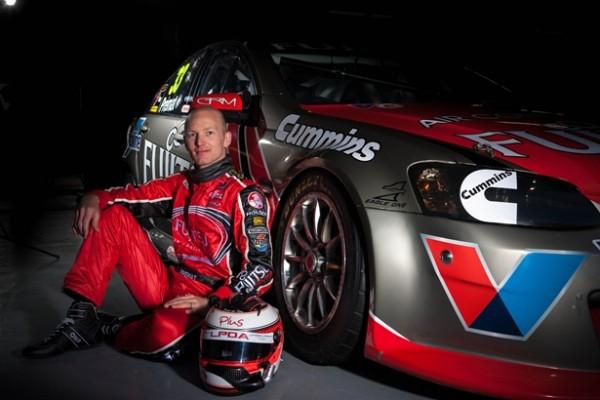 ALEX PREMAT V8 SUPERCAR 2012 HOLDEN GRM