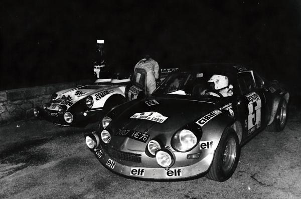 ANDRUET BICHE ALPINE 1973
