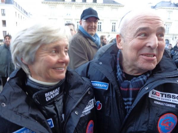 ANDRUET et BICHE MONTE CARLO HISTORIQUE 2013 Photo autonewsinfo