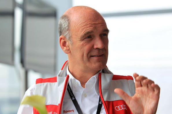 AUDI DOCTEUR ULLRICH 2012 Portrait Photo Thierry COULIBALY autonewsinfo